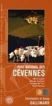 Couverture du livre « Parc national des Cévennes » de Collectif aux éditions Gallimard-loisirs