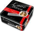 Couverture du livre « Love dance ; coffret » de Clara Morgane aux éditions Blanche