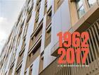 Couverture du livre « 1962-2017 : le 16, rue Auguste Daix à Fresnes » de Collectif aux éditions Architectures A Vivre