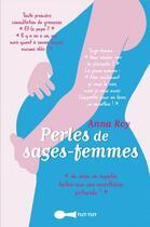 Couverture du livre « Perles de sage-femme » de Alix Leduc et Anna Roy aux éditions Tut Tut
