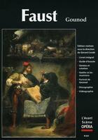 Couverture du livre « L'avant-scène opéra N.231 ; Faust » de Charles Gounod aux éditions L'avant-scene Opera