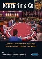 Couverture du livre « Poker sit'n'go » de Jean-Paul Renoux aux éditions Fantaisium