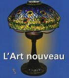 Couverture du livre « L'Art nouveau » de Collectif aux éditions Parkstone International