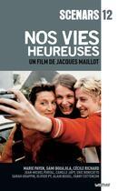 Couverture du livre « Nos vies heureuses » de Jacques Maillot aux éditions Lettmotif