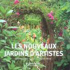 Couverture du livre « Les nouveaux jardins d'artistes » de Jerome Goutier aux éditions Maison Rustique