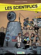 Couverture du livre « Les scientiflics t.2 » de Serge Carrere et Jean-Louis Janssens aux éditions Bamboo