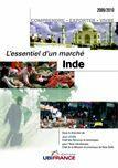 Couverture du livre « Inde - L'Essentiel D'Un Marche (2e Edition) 2009-2010 » de Mission Economique D aux éditions Ubifrance