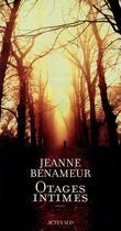 Couverture du livre « Otages intimes » de Jeanne Benameur aux éditions Actes Sud