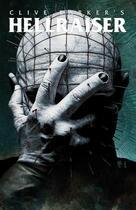 Couverture du livre « Hellraiser t.3 » de Clive Barker et Christopher Monfette et Leonardo Manco aux éditions French Eyes