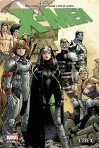 Couverture du livre « X-Men ; l'ère X » de Clay Mann et Mike Carey et Steve Kurth aux éditions Panini