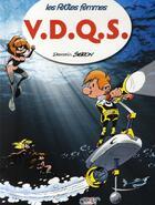 Couverture du livre « Les petites femmes t.6 ; VDQS,