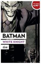 Couverture du livre « Batman ; white knight » de Sean Murphy aux éditions Urban Comics
