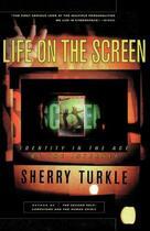 Couverture du livre « Life on the Screen » de Turkle Sherry aux éditions Simon & Schuster
