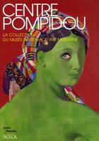Couverture du livre « Centre Pompidou » de Jacinto Lageira aux éditions Scala
