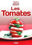 Couverture du livre « Les tomates » de Collectif aux éditions Editions Asap