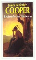Couverture du livre « Le dernier des Mohicans » de James Fenimore Cooper aux éditions Flammarion