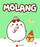 Couverture du livre « Mölang et les saisons » de Hye-Ji Yoon et Marie Manand aux éditions Pere Castor