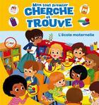 Couverture du livre « Cherche Et Trouve Ecole Mater. » de  aux éditions Lito