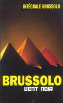 Couverture du livre « Vent Noir » de Brussolo-S aux éditions Vauvenargues