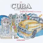 Couverture du livre « Cuba ; an 56 de la Révolution » de Lapin aux éditions La Boite A Bulles