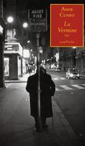 Couverture du livre « La vermine » de Anne Cuneo aux éditions Bernard Campiche