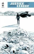 Couverture du livre « Justice League rebirth T.6 ; le procès de la ligue de justice » de Collectif et Christopher Priest et Pete Woods et Brian Hitch et Pasarin Fernando aux éditions Urban Comics