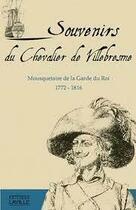 Couverture du livre « Souvenirs Du Chevalier De Villebresme » de Chevalier De Villebr aux éditions Laville