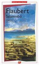 Couverture du livre « Salammbô » de Gustave Flaubert aux éditions Flammarion