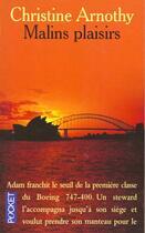 Couverture du livre « Malins Plaisirs » de Christine Arnothy aux éditions Pocket