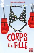 Couverture du livre « Corps de fille » de Marie Lenne-Fouquet aux éditions Talents Hauts
