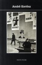 Couverture du livre « André Kertész » de Andre Kertesz aux éditions Actes Sud