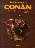 Couverture du livre « Les chroniques de Conan T.15 ; 1983 t.1 » de Gil Kane et Michael Fleisher et Alfredo Alcala et John Buscema aux éditions Panini