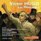 Couverture du livre « Les miserables - l'integrale » de Hugo Francois-Victor aux éditions Theleme