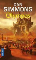 Couverture du livre « Olympos » de Dan Simmons aux éditions Pocket