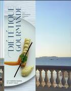 Couverture du livre « Diététique gourmande » de Anne Ducrocq et Iris L. Sullivan aux éditions La Martiniere