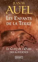Couverture du livre « Les enfants de la terre t.1 ; le clan de l'ours des cavernes » de Jean-M. Auel aux éditions Pocket