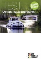 Couverture du livre « Code Rousseau ; test, option