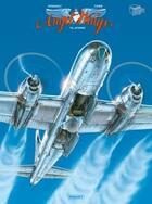 Couverture du livre « Angel wings T.6 ; atomic » de Yann et Romain Hugault aux éditions Paquet