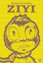 Couverture du livre « Ziyi » de Jean-Luc Cornette aux éditions Scutella