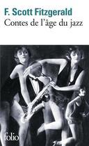 Couverture du livre « Contes de l'âge du jazz » de Francis Scott Fitzgerald aux éditions Gallimard