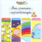 Couverture du livre « Mes Premiers Apprentissages » de S. Coutausse aux éditions Scarabea