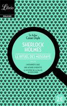 Couverture du livre « Sherlock Holmes ; Le Rituel Des Musgrave » de Arthur Conan Doyle aux éditions J'ai Lu