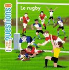 Couverture du livre « Le rugby » de Colonel Moutarde et Natacha Scheidhauer-Fradin aux éditions Milan