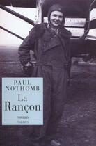 Couverture du livre « La rancon » de Paul Nothomb aux éditions Phebus