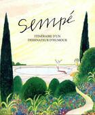 Couverture du livre « Itinéraire d'un dessinateur d'humour » de Sempe aux éditions Martine Gossieaux
