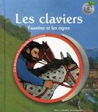 Couverture du livre « Faustine et les ogres ; les claviers » de Leigh Sauerwein aux éditions Gallimard-jeunesse