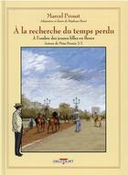 Couverture du livre « A la recherche du temps perdu t08 - autour de madame swann - deuxieme partie » de Stephane Heuet aux éditions Delcourt