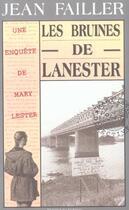Couverture du livre « Les bruines de Lanester » de Jean Failler aux éditions Palemon