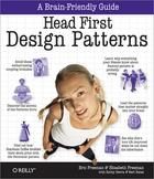 Couverture du livre « Head First Design Patterns » de Eric Freeman aux éditions O Reilly & Ass
