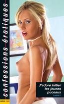 Couverture du livre « Confessions érotiques t.414 » de Collectif aux éditions Media 1000